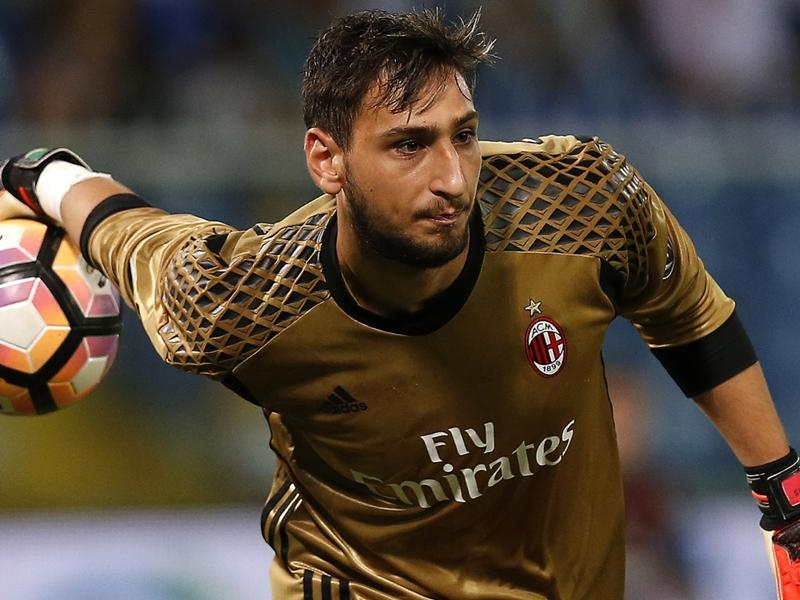Milan super giovane: Donnarumma e Romagnoli finora non hanno saltato un minuto