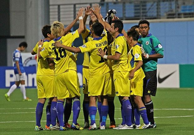 Tampines Rovers 3-1 Pune FC: Red Lizards handed first AFC Cup defeat