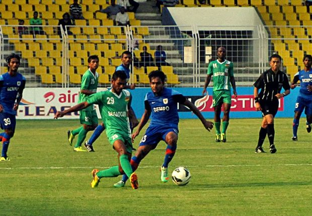 Dempo SC 0-2 Salgaocar FC: The Greens close gap at the top