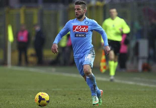 Mertens: Napoli have already beaten stronger sides than Porto
