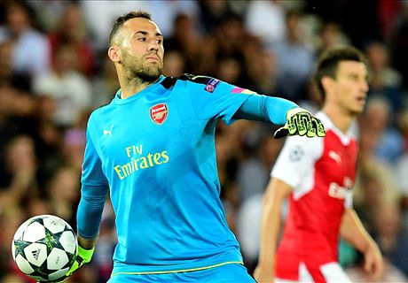 Can Ospina overthrow Cech at Arsenal?