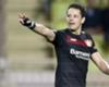 Chicharito gelangen in der laufenden Saison bereits vier Bundesliga-Tore