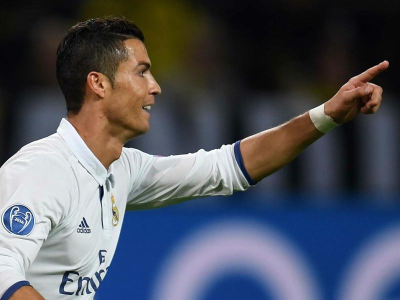 Real Madrid, le beau cadeau de Ronaldo