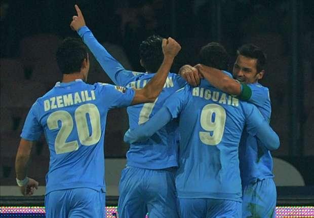 Verso Napoli-Juventus: Madama al San Paolo, salta la sfida Tevez-Higuain