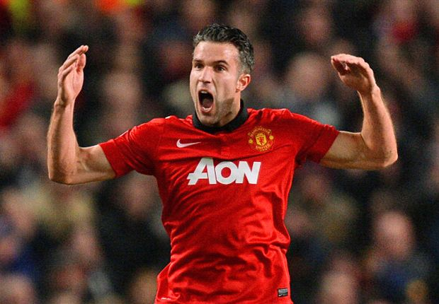Manchester United will be back, warns Van Persie