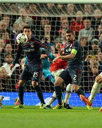 De Gea double save was decisive, says Fuster