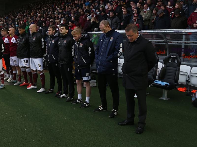 I dettagli sono tutto: il Northampton dimentica la maglia dell'attaccante...