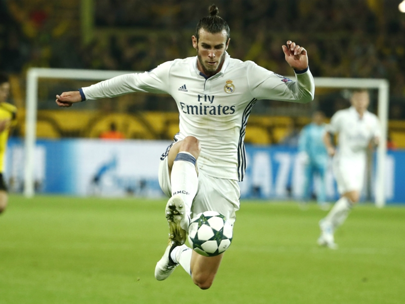 "Real Madrid, Bale : ""Toujours voulu être attaquant"""