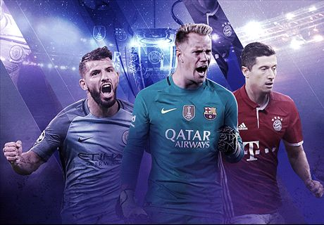 Champions League - all the action LIVE!