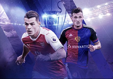 LIVE: Arsenal vs. Basel