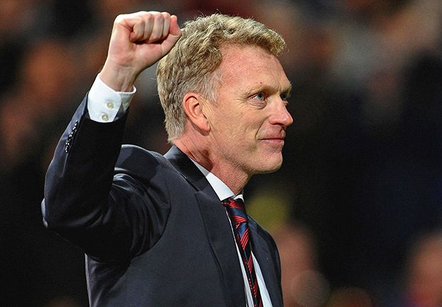 Moyes: Manchester United can win Champions League