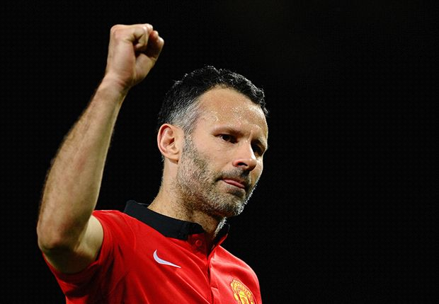 Giggs: I want to play more for Manchester United