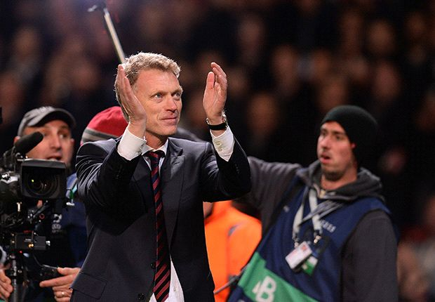Moyes must trust survival instincts if Olympiakos comeback is to be his Manchester United turning point