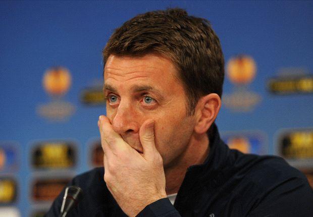 'We're praying' - Sherwood & Tottenham seek Europa League miracle v Benfica