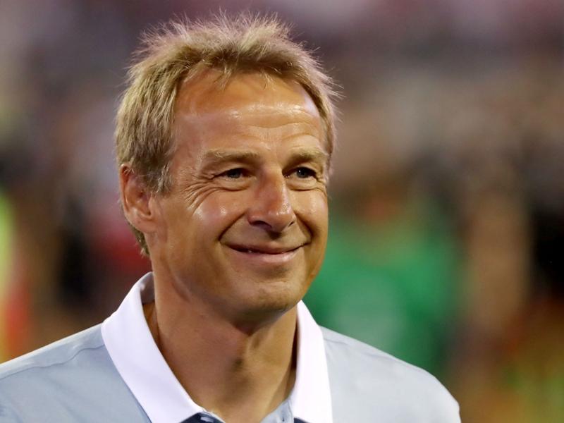 Jurgen Klinsmann's son to train with Hertha Berlin