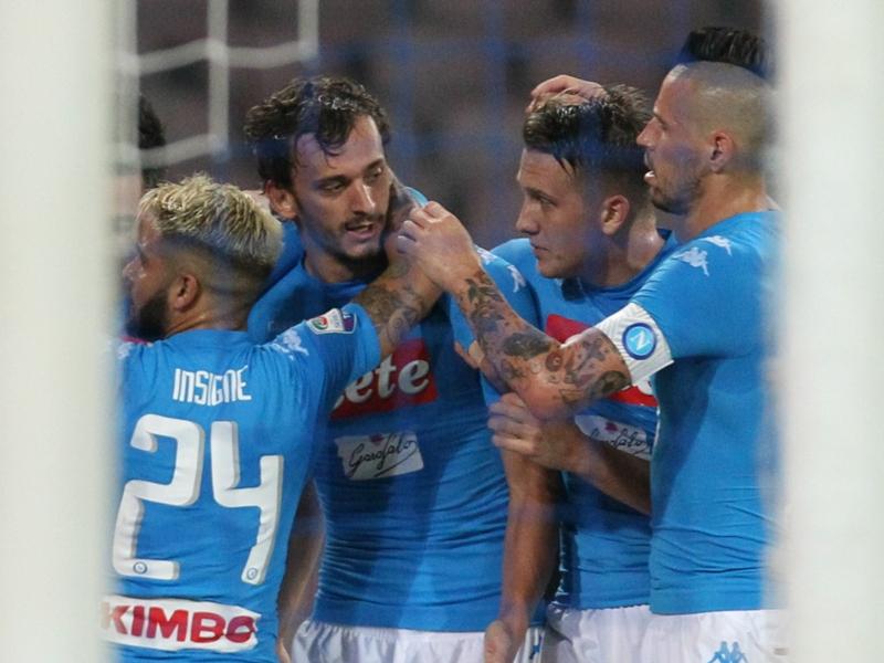 Naples-Roma, le Napoli peut-il gagner sans Milik ?