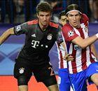 AO VIVO: números e pranchetas para Bayern x Atlético
