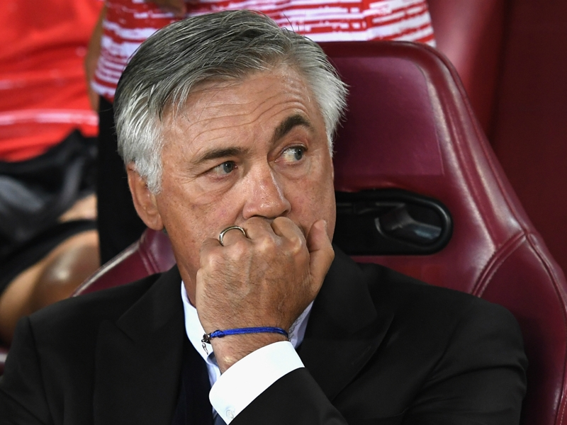 Bayern, Ancelotti n'est pas inquiet pour les Bavarois