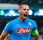 Hamsik re Champions: 14 presenze col Napoli
