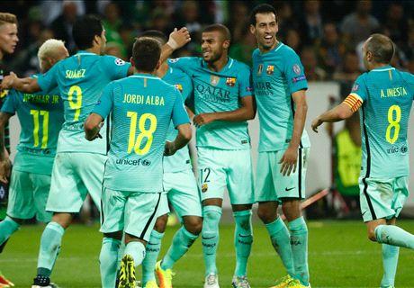 Barça, Atletico e PSG ok, frena il City