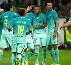 El Barça supo sufrir en Alemania (1-2)