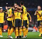 FT: Arsenal 2-0 Basel