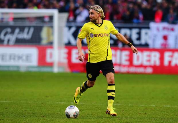 Schmelzer to miss Champions League quarter-finals