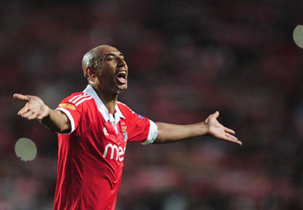 Luisao Benfica 05 02 2013