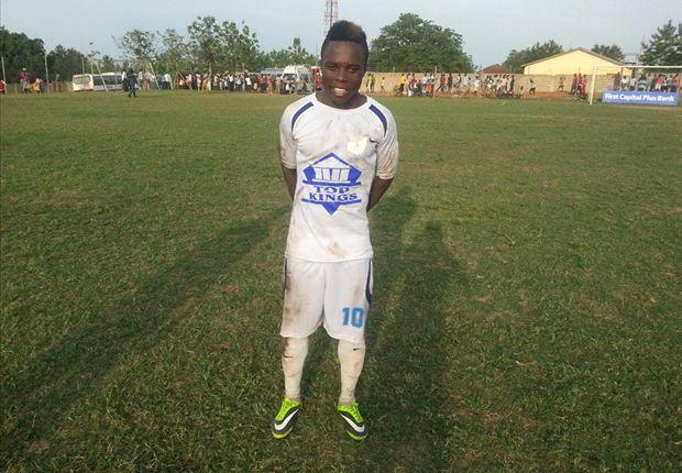 Augustine Okrah - Bechem United