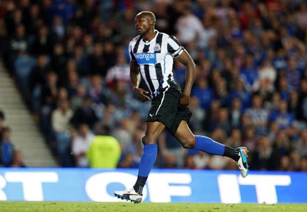 World Cup chance excites Newcastle striker Ameobi