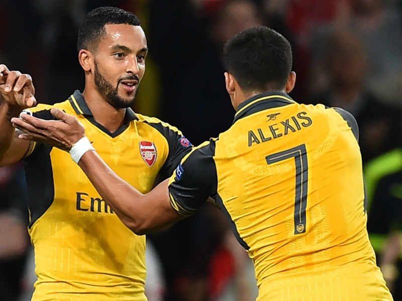 "Arsenal, Wenger : ""Walcott ? C'est encourageant"""