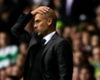I want Celtic atmosphere at City – Guardiola