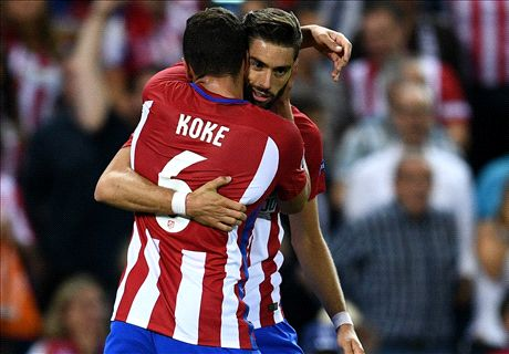 Atletico show they can challenge again