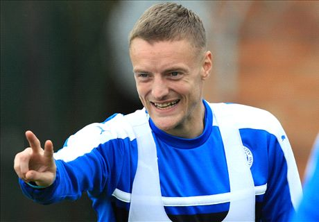 Vardy's old side in amazing CL chance