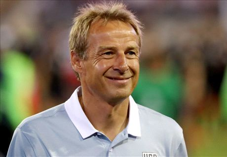 Klinsmann rules out England switch