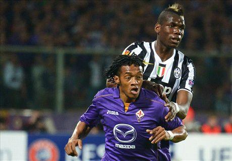 Serie A: Fiorentina 0-0 Juventus