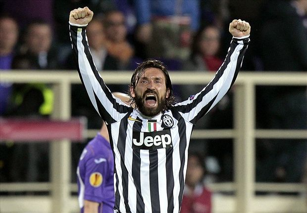 Europa League Player of the Week: Andrea Pirlo
