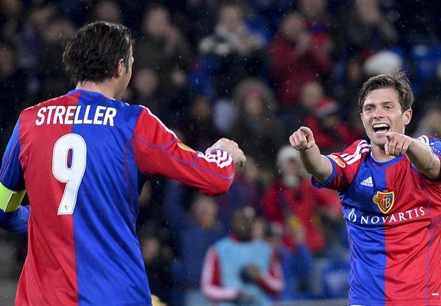 Salzburg 1-2 Basel (Agg 1-2): Streller & Sauro send Swiss through in thrilling tie