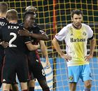 FLOYD: Playoff hopes on life support for Columbus Crew