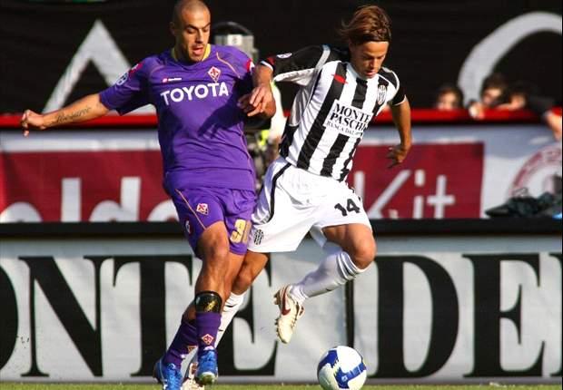 Serie A Preview: Siena v Fiorentina