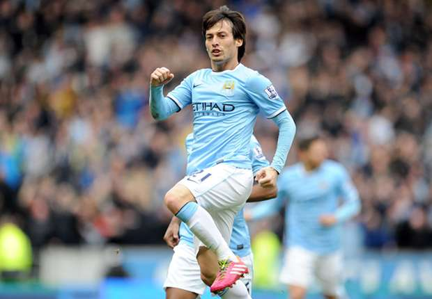 David Silva will mit City noch den Titel holen