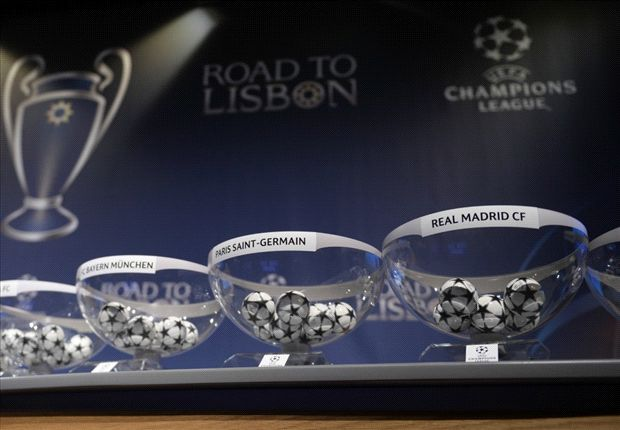 Real Madrid meet Dortmund, Bayern take on Manchester United - Champions League draw in full