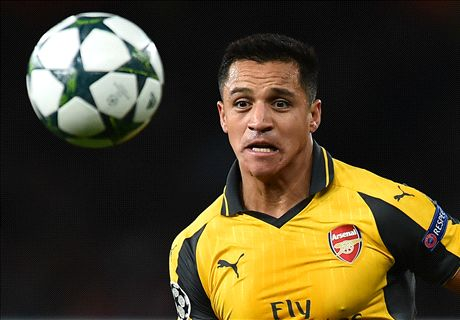 Alexis 'getting stronger every game'