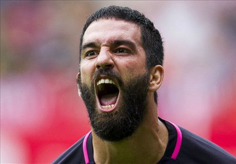 Arda shows worth as Messi backup