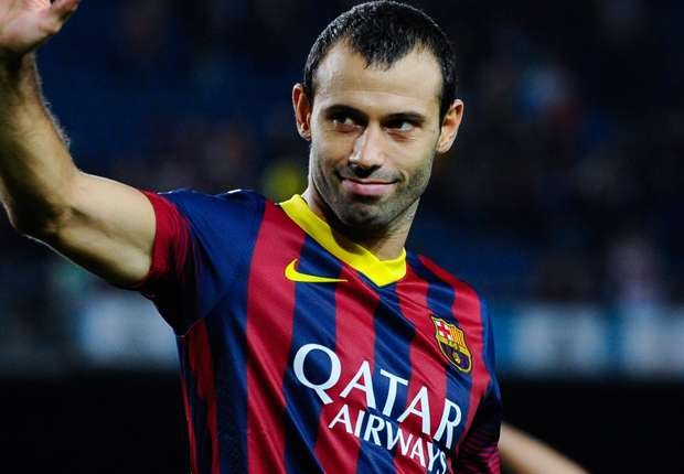 Barcelona will fight like Tito - Mascherano