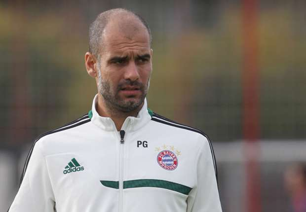 Guardiola not celebrating Bundesliga title yet