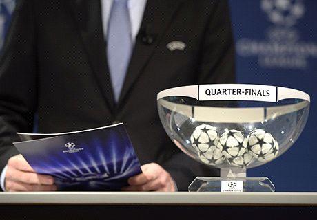 Sorteggio Champions, attesa Juve-Roma
