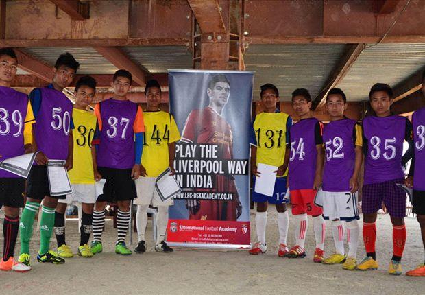 LFC - DSK Shivajians Talent hunt takes huge strides in Mizoram