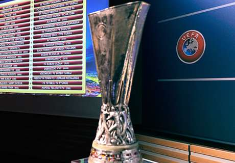 UEL draw: Roma to meet Feyenoord