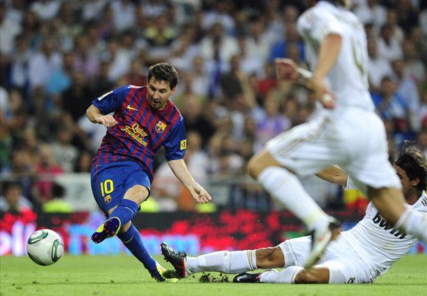 Messi Clasico Goal 11, 2011